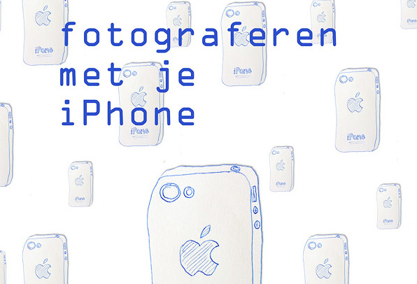 Workshop fotograferen met je iPhone