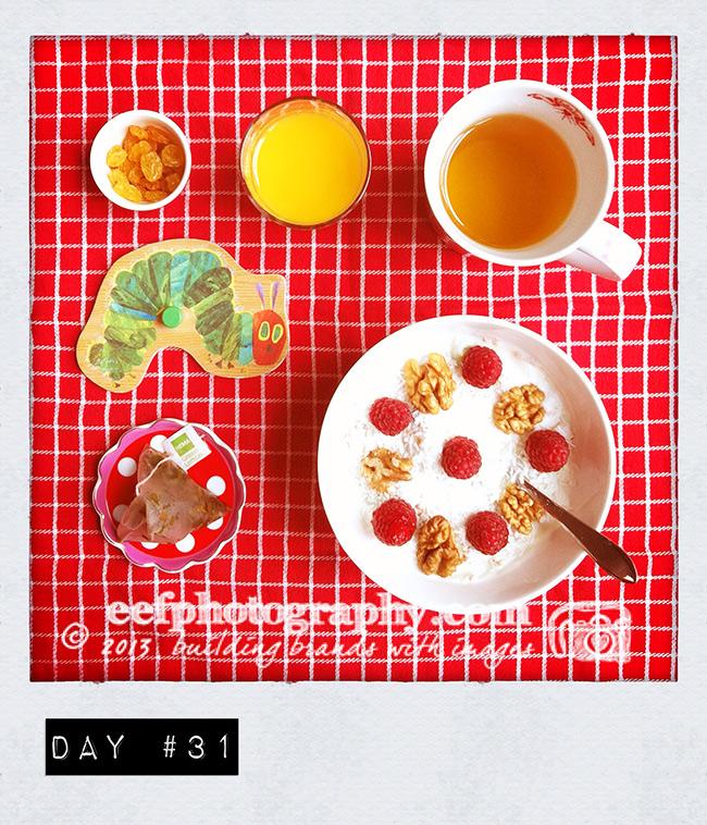 100 days of breakfast | 100 dagen ontbijt | eef ouwehand