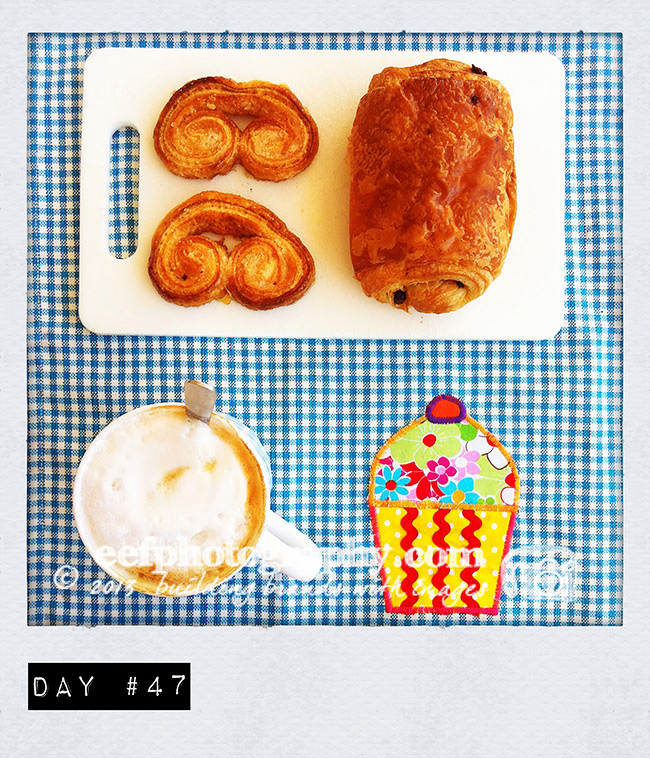 100 days of breakfast, personal project iphone photography week 7