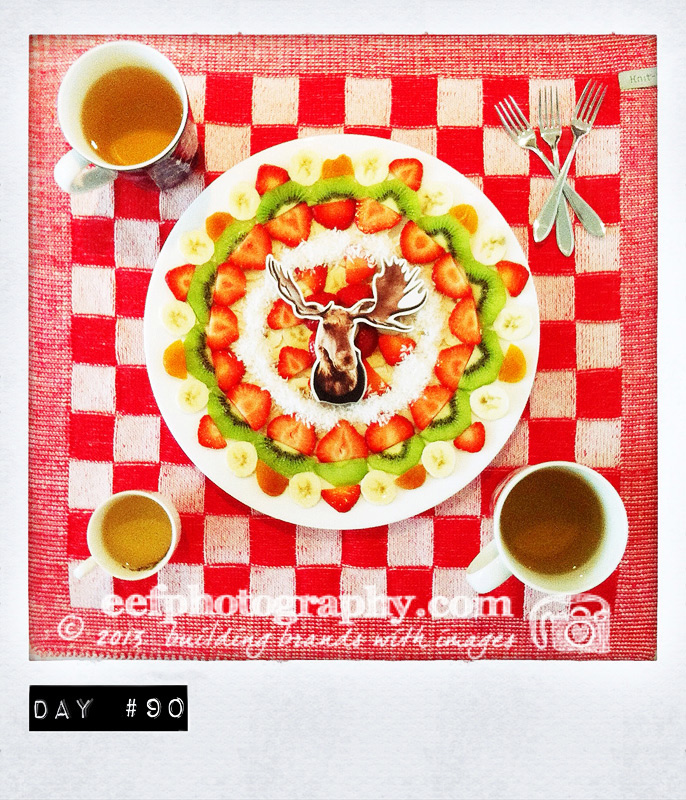 100 days of breakfast ~ week 13 ~ persoonlijk project instagram