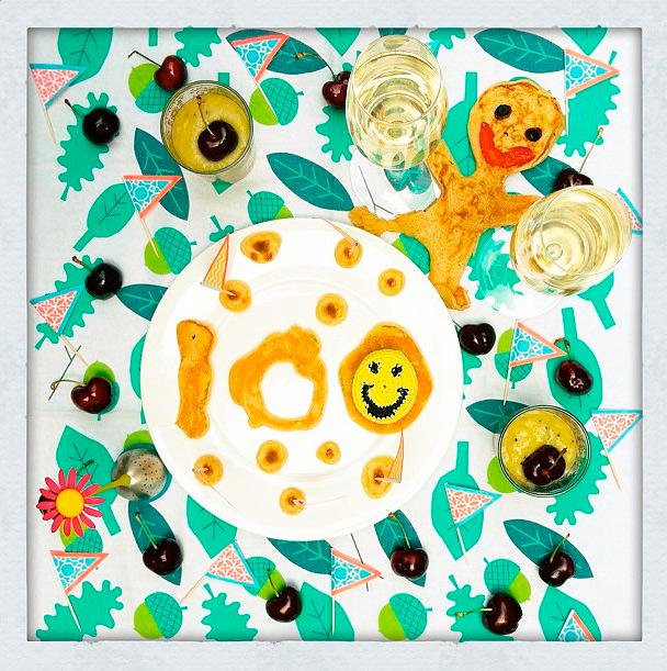 iphone fotografie #100days of breakfast