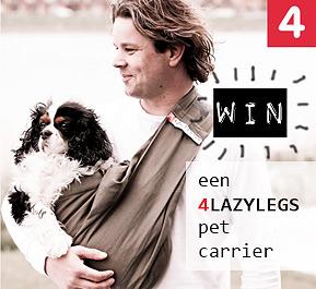 4lazylegs pet carriers