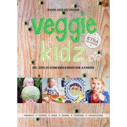 Veggiekidz vegetarisch kookboek