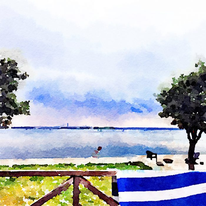 #Waterlogue app, #aquarel