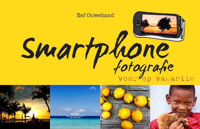 smartphone fotografie voor op vakantie