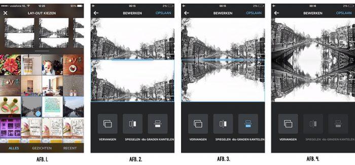 layout app