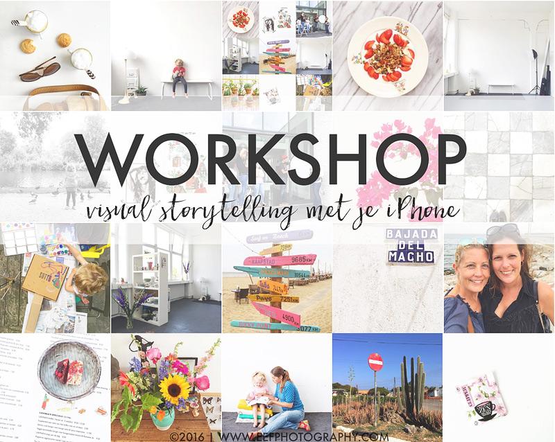 workshop visual storytelling