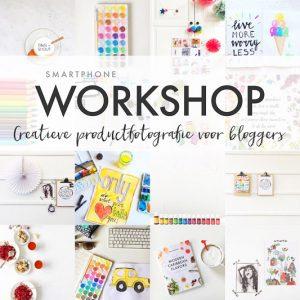 workshop creatieve productfotografie