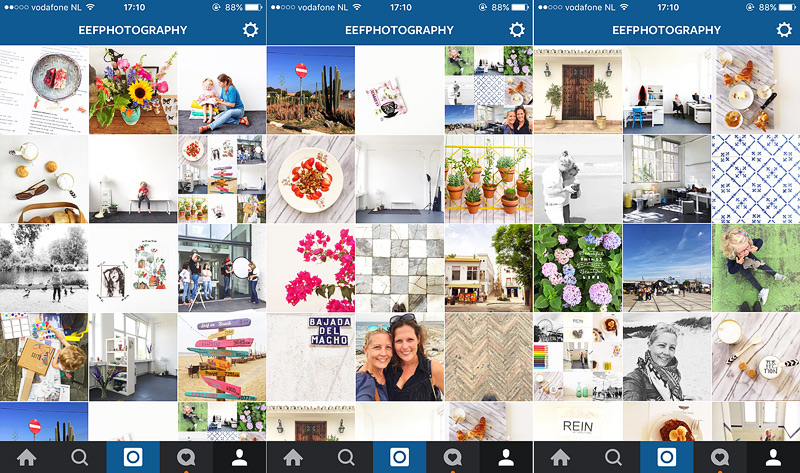 Visual storytelling Instagram tips