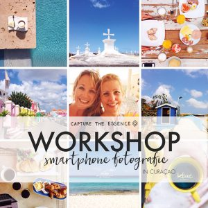 Workshop smartphone fotografie curacao