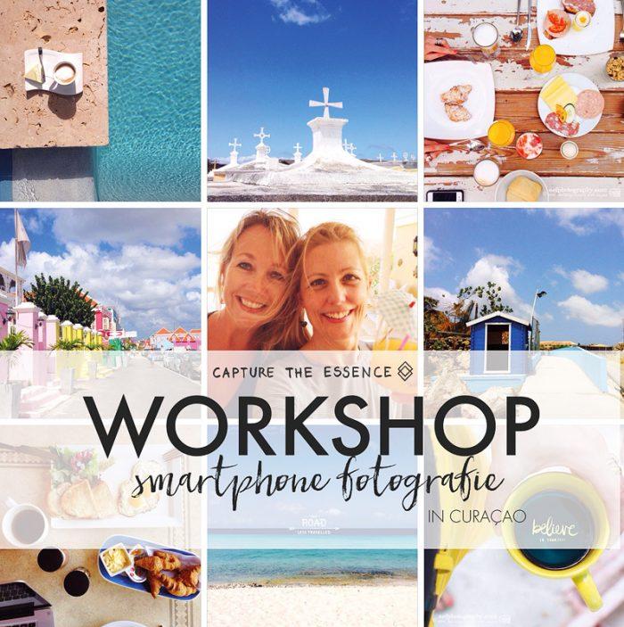 Workshop smartphone fotografie curacao