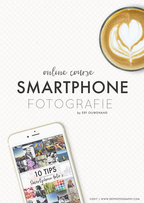 online cursus smartphonefotografie