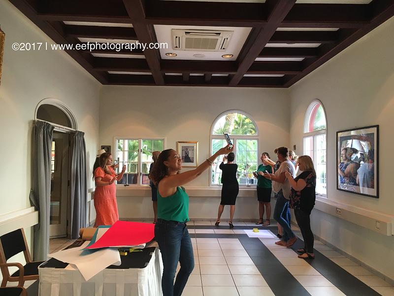 workshop mobile photography curacao, social media week curacao, selfie workshop