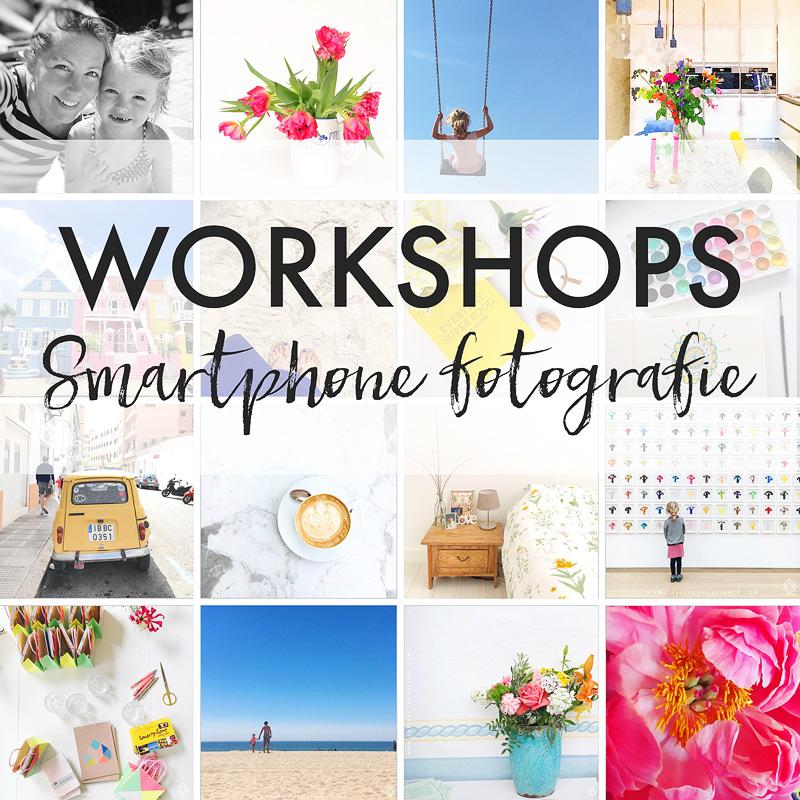 workshop smartphone fotografie