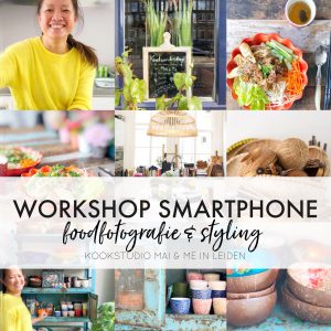 workshop foodfotografie smartphone