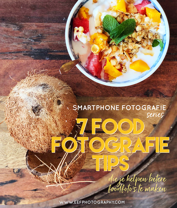 7 food fotografie tips
