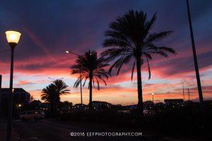 Curacao bij night, island tour curacao